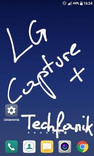 LG Capture+