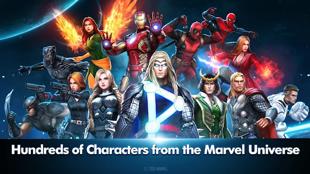 Screenshot MARVEL Future Fight - Apcoid