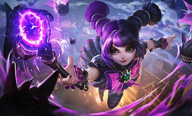 New Hero Lylia Mobile Legends
