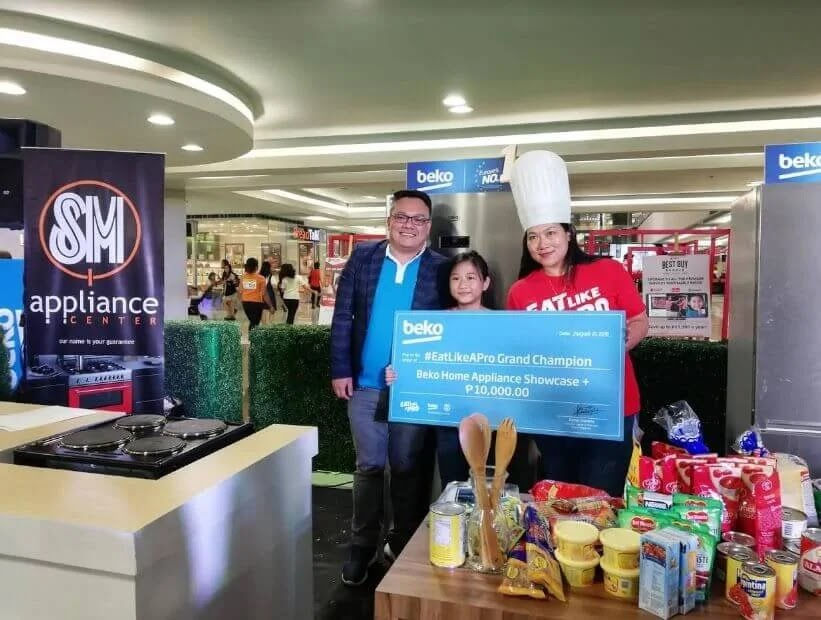Beko PH Officially Concludes Eat Like A Pro Cook-Off Contest