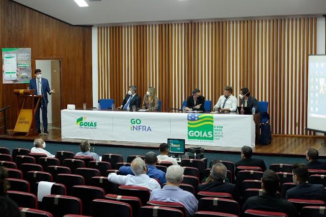 Goinfra, Ministério da Infraestrutura e BNDES apresentam novos traçados para Anel Viário da Grande Goiânia