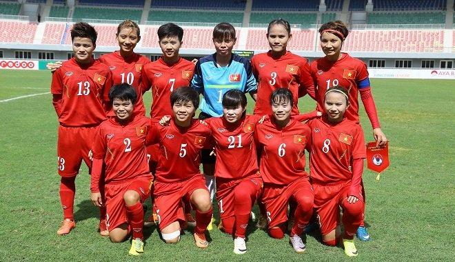 Lịch thi đấu bóng đá nữ SEA Games 29