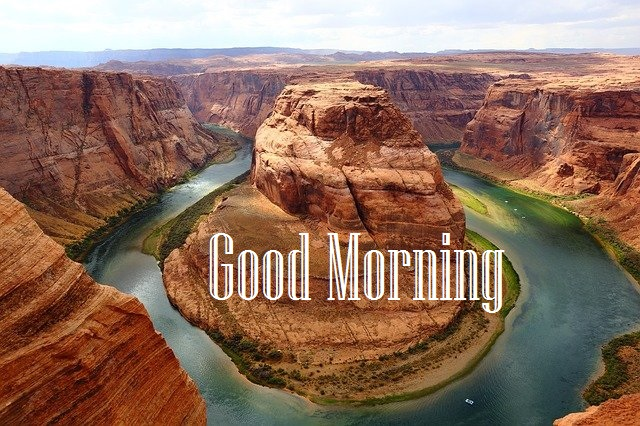 good morning image of nature