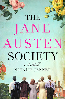 Book cover: The Jane Austen Society by Natalie Jenner