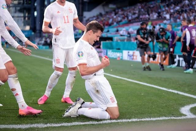 Αναγεννήθηκε από τις στάχτες της η Ισπανία σε ματς φωτιά !