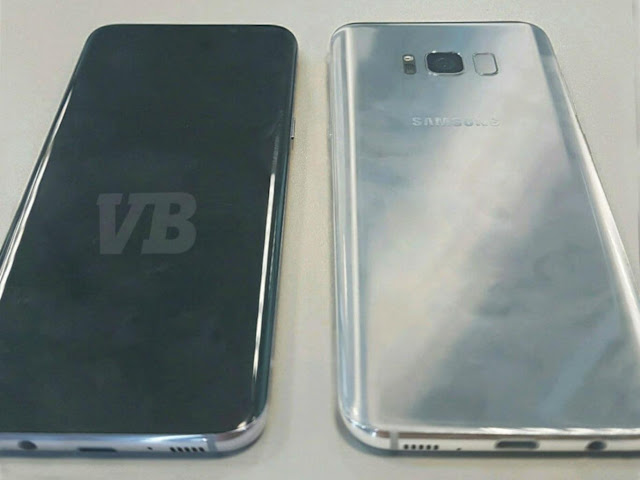 Strange Samsung Galaxy S8 design choice to follow delays and Note 7 fiasco