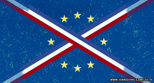 #Evropa #Francuska #Zastava #eu #Anti-EU #Evroskepticizam #kmnovine