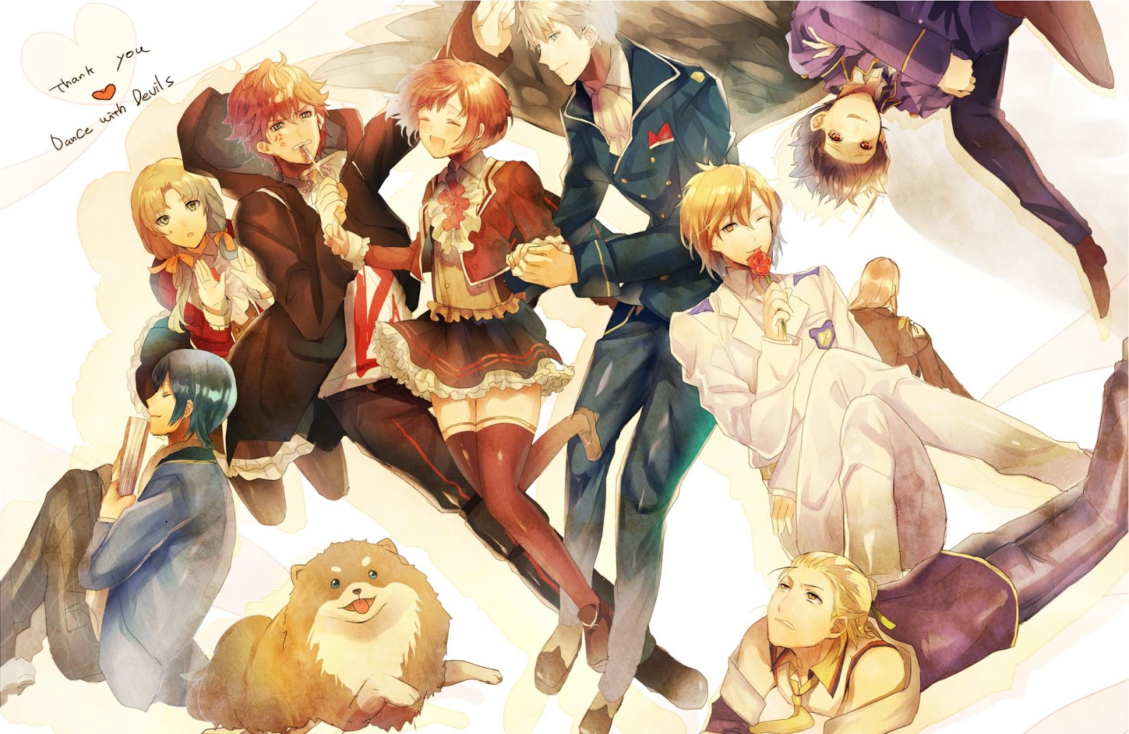 Best Harem Anime 2020.Top 7 Reverse Harem Anime Updated 2019 Version Misaka S