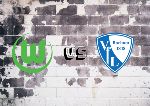 Wolfsburgo vs Bochum  Resumen