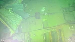 Sunken Indonesian Submarine Found