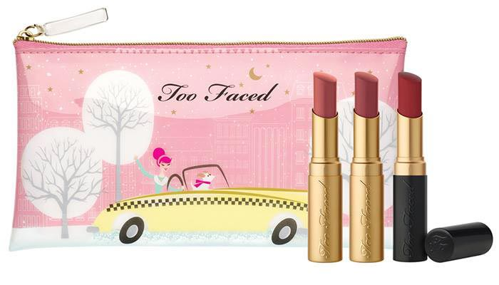 Too Faced Park Avenue Kisses ($29.00) (Limited Edition)