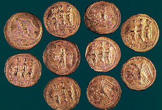 Koson+Coson+Cosoni+Comori+Daci+Dacia+Dacii+Dacica+Geto Dacii+Getii+Monede+Coins+Dacs Radacini Spirituale: Zamolxe Si Dacia