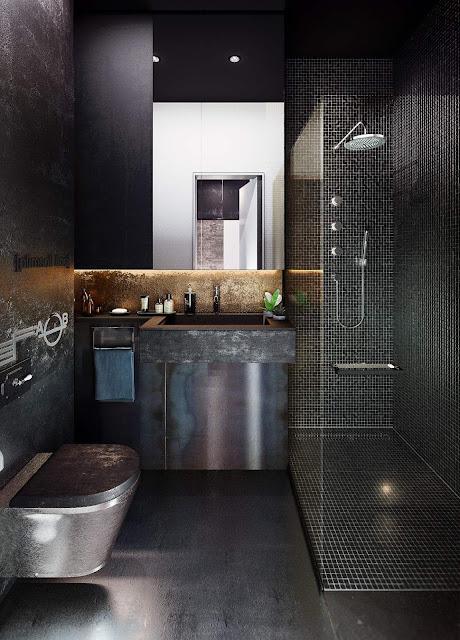 Bathroom Design In Small Space