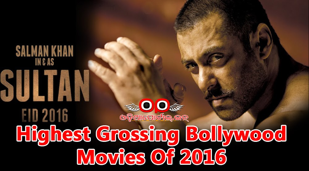 The following is the list (Top 10) of Highest Grossing Bollywood (Hindi) Movies of the year 2016, Sultan, Dangal, Ae Dil Hai Muskil, Airlift, Rustom, MS Dhoni, Housefull 3, Fan,