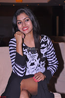 Akshatha in a lovely Leg Split Black Gown Cross legged Latest Stills 06.JPG
