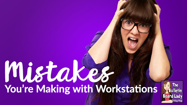 Are you struggling to make music workstations work for you.  Learn about 5 mistakes you may be making and their solutions for your music classroom.