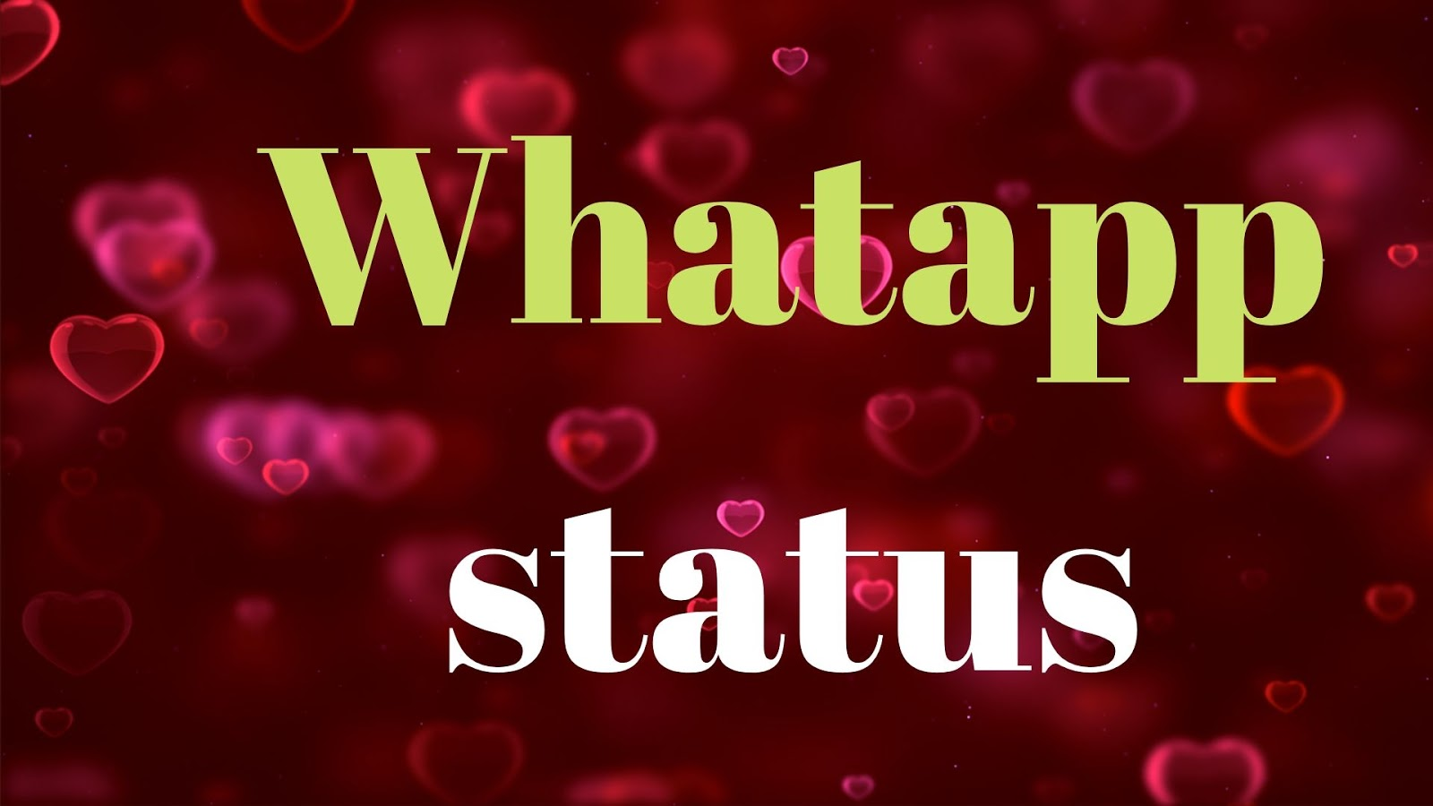 Whatsapp Status Download Best Love Status Download Love