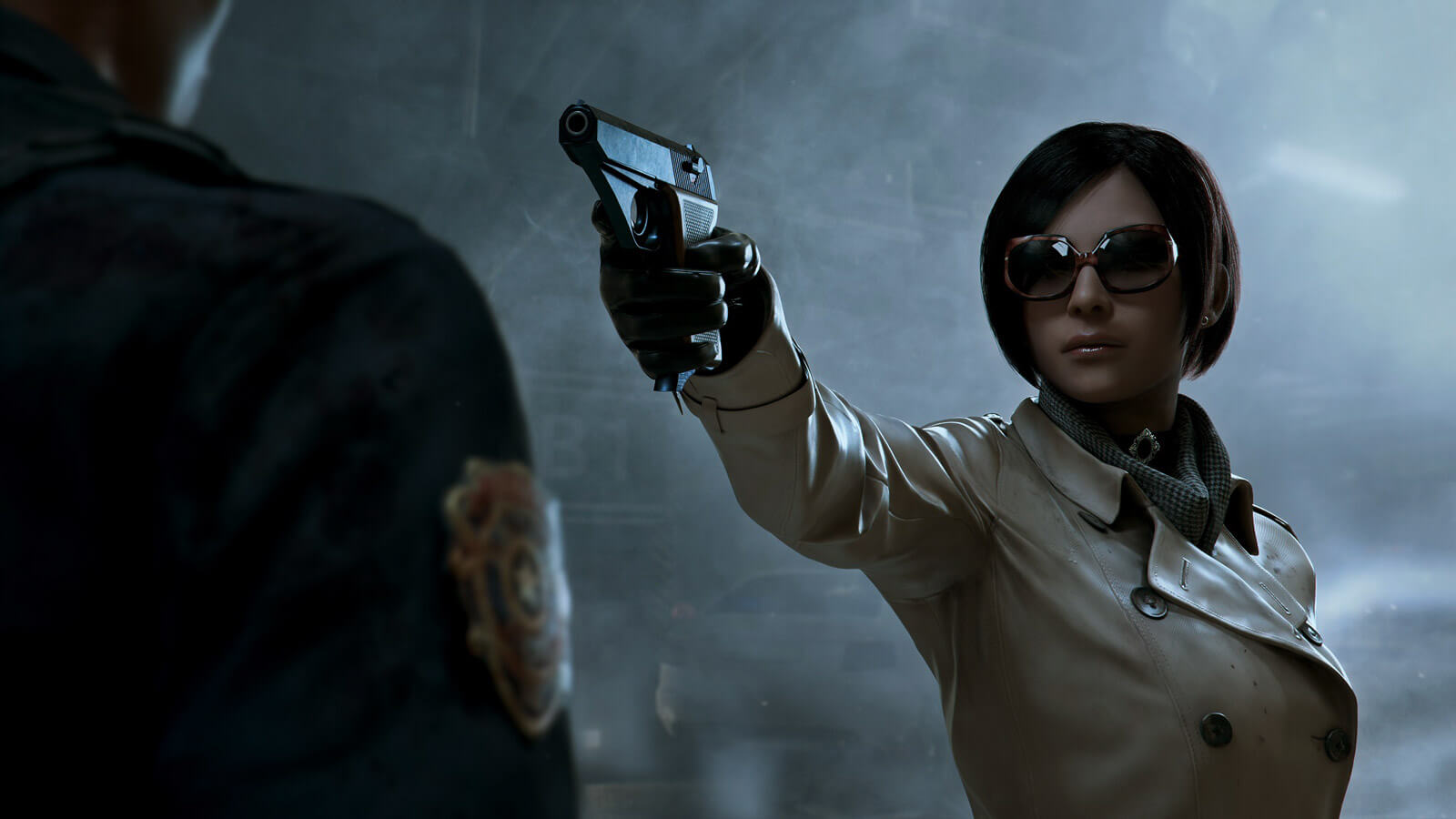 New Resident Evil 2 Trailer and Screenshots Reveal Ada