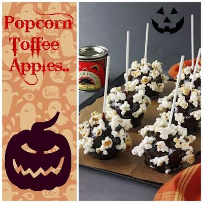 12 Halloween Recipe Ideas
