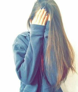 shy attitude girl dp shayari best attitude dp for girls