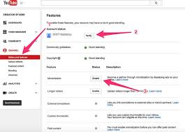 Simple method to connect YouTube account and Google AdSense account together.