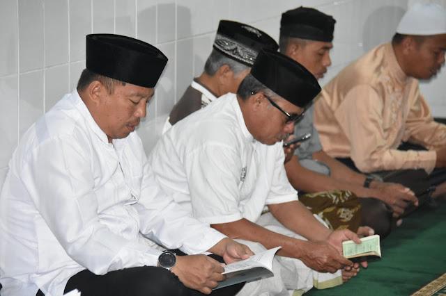 Catat, Ini Agenda Rutin Kamis Malam Masjid Al-Istiqomah Korem 141/Tp