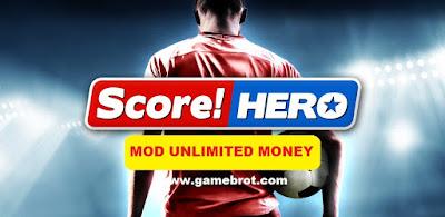 Score Hero MOD APK Unlimited Money