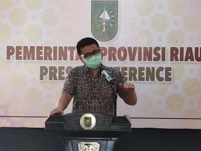 Imbau Daerah Zona Merah Untuk Patuhi Prokes di Masjid, Jubir Covid-19 Riau: Ini Demi Menyelamatkan Umat Muslim