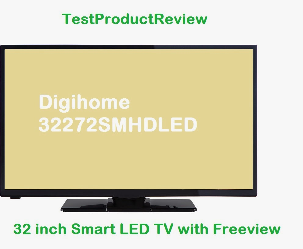 32 inch Smart LED TV with Freeview