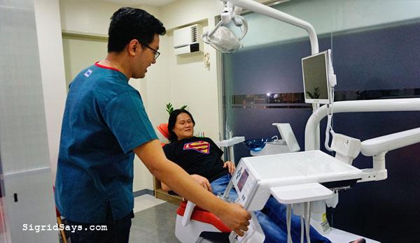 Bacolod dentists for kids - Bacolod dental clinic - Bacolod blogger - Dr. Dianne Margaret Lim-Militante - Dr. Eltton Lim - Dr. Gelo Militante - sisters - Comfydent Dental - Bacolod City - Bacolod dentist for kids - oral surgery in bacolod - Bacolod dental surgeon - Bacolod general dentistry - Victory Bacolod - pediatric dentistry - pediatric dentist - surgery room