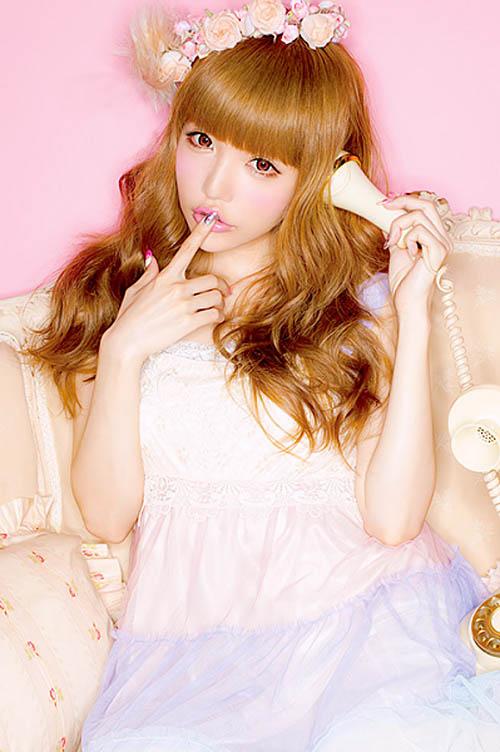I cry like Yuko Oshima: Jpop: Milky Bunny/Masuwaka Tsubasa