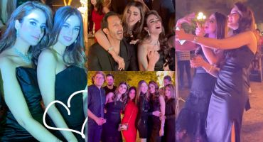Fashion model Alyzeh Gabol Wedding Dinner Night