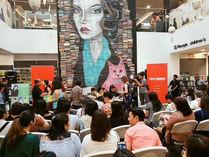 Kevin Kwan Manila Book Tour