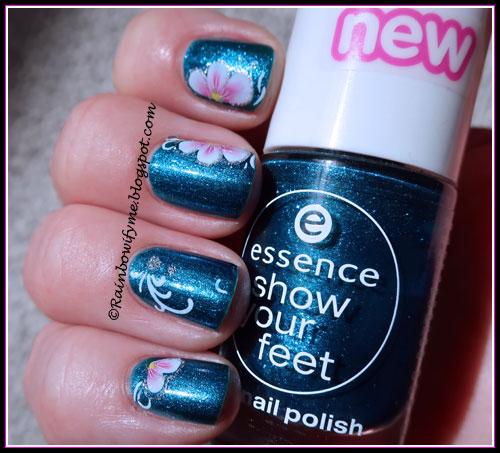 Essence Show Your Feet: Oceana