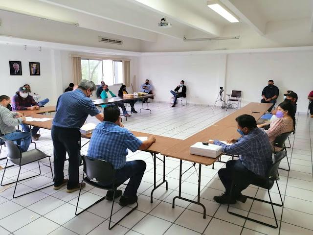 Procesos licitatorios del Centro SCT Yucatán se realizan con total transparencia y apego a la legalidad