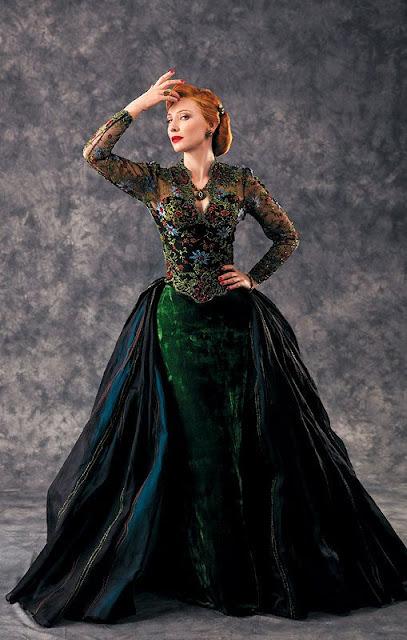 Indicados ao Oscar 2016: Melhor figurino,  Kate Blanchett, Lady Traimany, madrasta má, cinderela