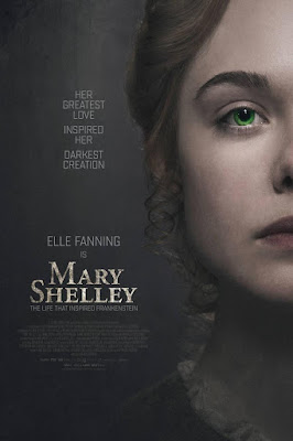 Mary Shelley 2017 DVD R2 PAL Spanish