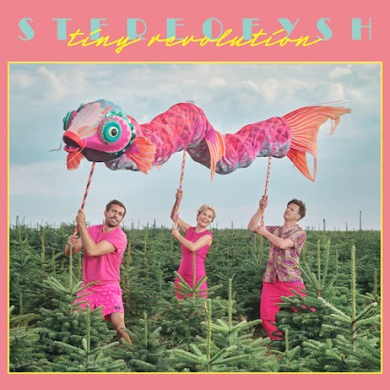 Stereofysh Musikvideo 'Balance' und die EP Tiny Revolution als Stream