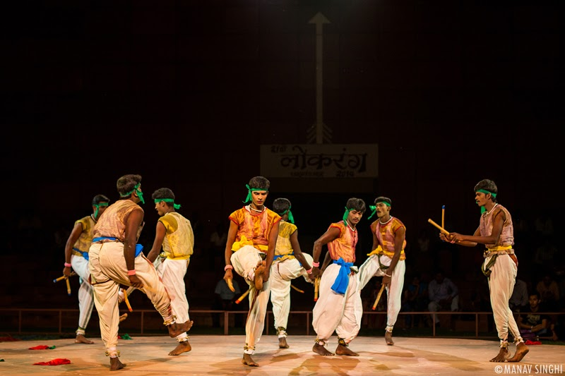 Vanilla attam kolattam Folk Dance from Tamil Nadu.