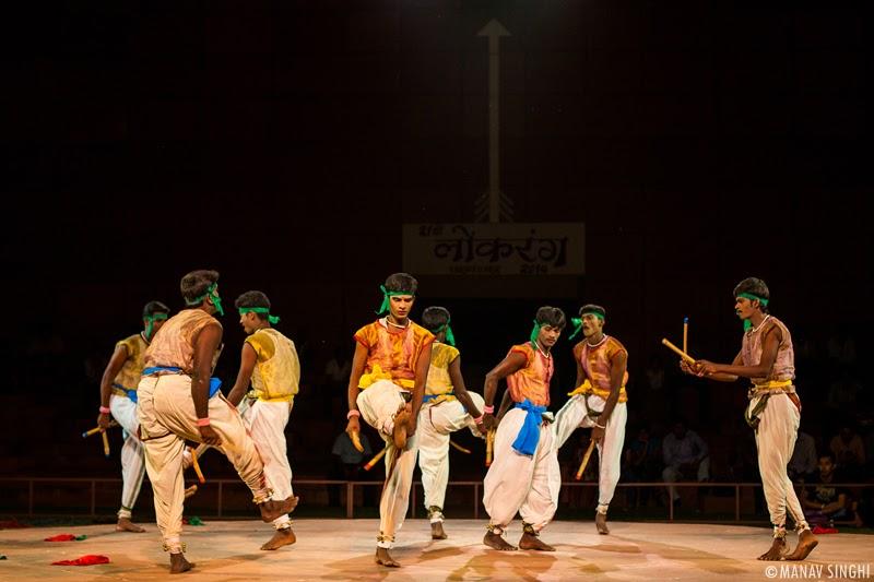 Vanilla attam kolattam Folk Dance from Tamil Nadu.