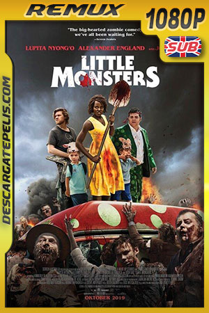 Pequeños monstruos (2019) 1080p BDRemux