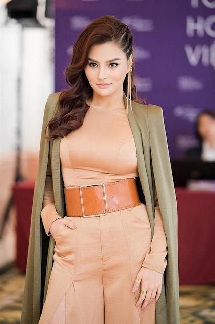 Siêu mẫu Vũ Thu Phương: 'Tôi thực sự vô cùng xấu hổ vì Ngọc Trinh' 4