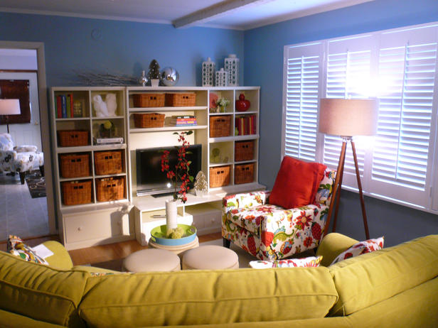 Home Interior Designs: Living Room Kids Playroom Ideas