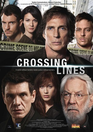 Crossing Lines - 1ª Temporada Torrent Download