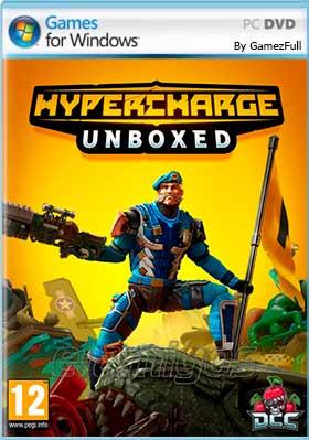 Hypercharge Unboxed pc descargar gratis mega y google drive