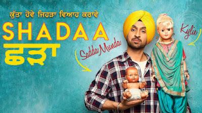 Shadaa (2019) Punjabi Full Movie Download 480p