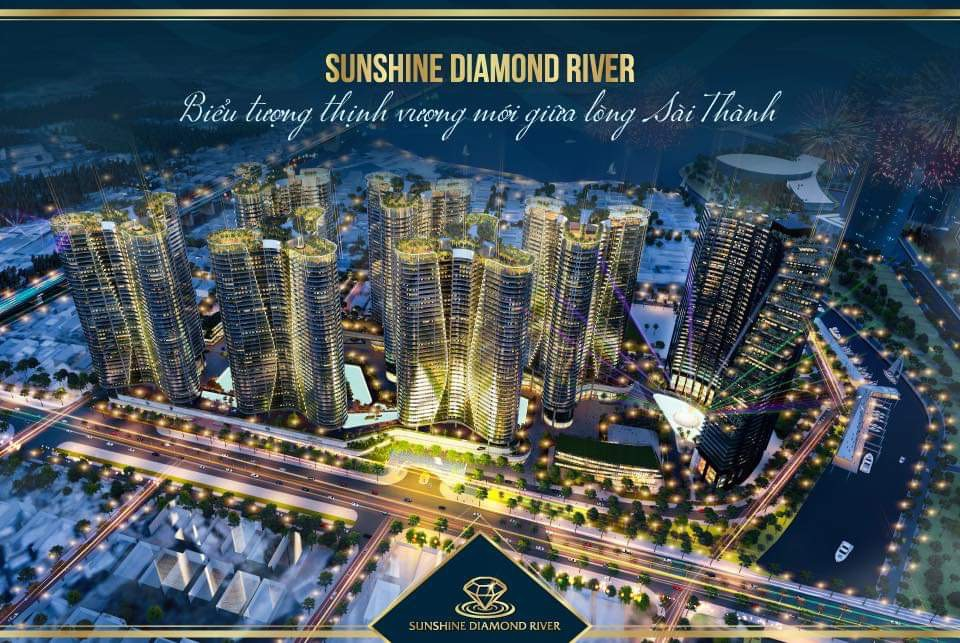 Sunshine Diamond River