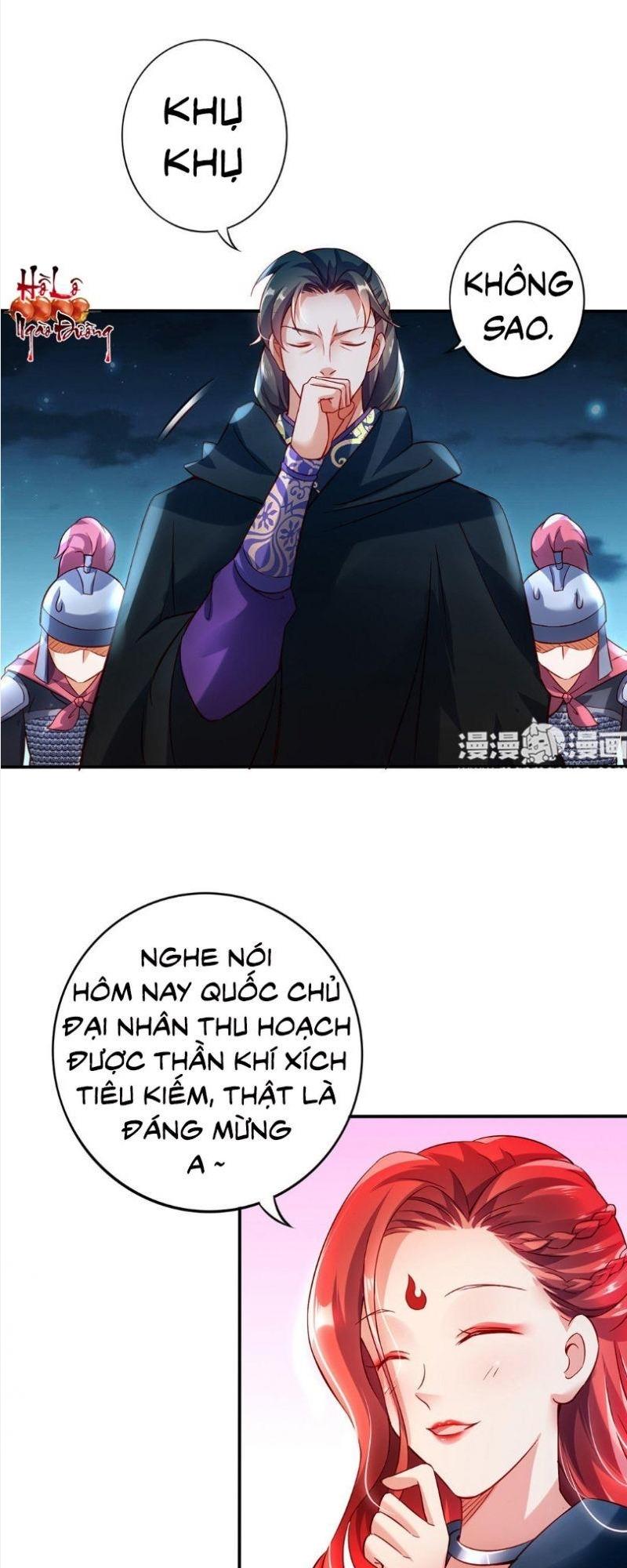 Thiên Kim Bất Hoán Chapter 33 - Trang 8