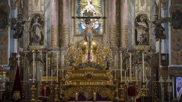 El Santo Ángel inicia el camino para convertirse en hermandad diocesana en Sevilla