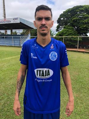 Goianésia anuncia a contratação de lateral direito